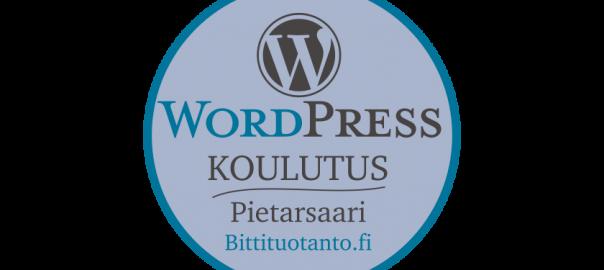 WordPress-koulutus | Pietarsaari